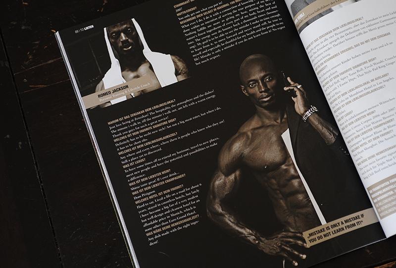 Daniel Baldus Werbefotografie Fitness